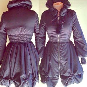 RYU slim fitting coat 😍😍😍